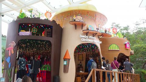 【聖誕節2018】赤柱芬蘭聖誕市集率先睇!100個美食攤位+7米高精靈屋影相位