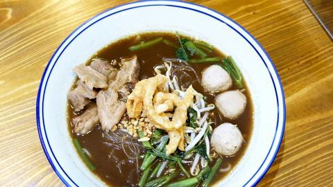 【元朗美食】元朗新開泰式船麵店 泰國直送食材+牛骨湯底熬足十二個鐘