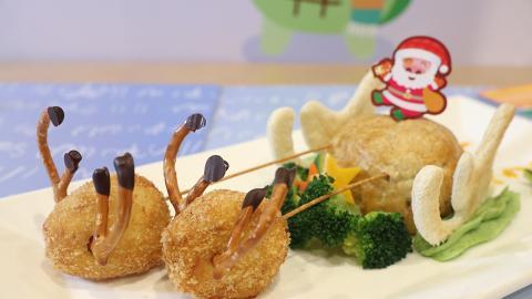 【聖誕節2018】海洋公園 x 麥兜聖誕主題美食餐飲 超過30款限定美食登場