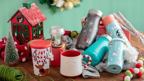 【聖誕節2018】Starbucks香港聖誕限定隨行杯登場 麋鹿/雪人/北極熊造型杯款