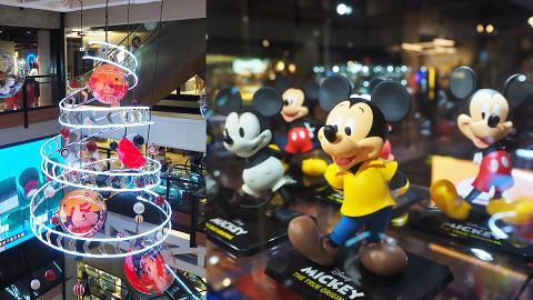 【聖誕節2018】旺角T.O.P聖誕限定玩具展 4米懸浮聖誕樹/夢幻扭蛋樂園