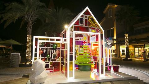 品嚐環球美食遊歷玓瓅聖誕 欣賞全球限定聖誕巡遊派對!