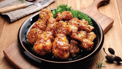 NeNe Chicken指定星期三推放題優惠 $128起90分鐘任食炸雞