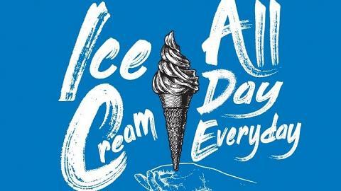 【九龍塘美食】又一城i.t blue block開業 限時免費派夢幻藍色雪糕