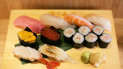 【新蒲崗美食】十和田壽司新分店進駐新蒲崗!新開業優惠$98抵食壽司套餐