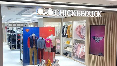 Chickeeduck聖誕限定優惠 全場新貨低至6折!