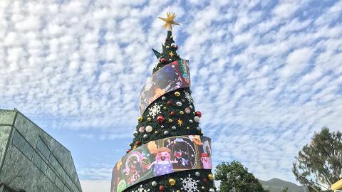 【聖誕節2018】海洋公園聖誕飄雪樂園 麥兜音樂劇/放閃聖誕樹