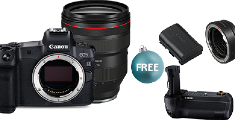 Canon限定相機優惠送$4000贈品 買產品送鏡頭轉接器/電池/記憶卡