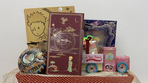 【尖沙咀美食】Gavottes x 小王子pop up專賣店 推全球獨家小王子禮盒/禮物籃