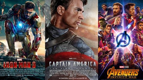 歷年18部超級英雄片大晒冷 MCL戲院推出Marvel電影馬拉松