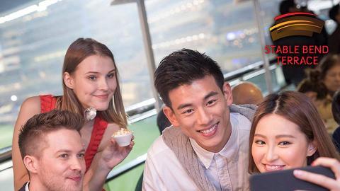 【跑馬地好去處】馬場美酒佳餚派對登埸 免費派入場券+美酒券