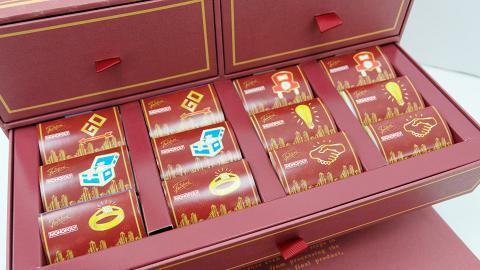 【尖沙咀美食】Feodora x 大富翁pop up專賣店 推出限量版大富翁朱古力禮盒