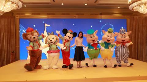【迪士尼樂園】米奇/Duffy新年造型登場!迪士尼樂園新春/情人節精品