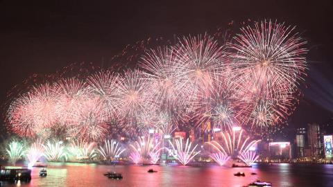 【新年好去處2019】尖沙咀海港城派賀歲煙花門票 換領方法+日期率先睇
