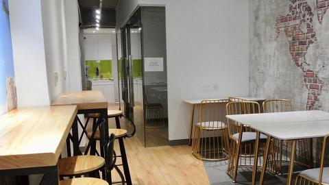 【佐敦好去處】佐敦共享空間限定優惠!學生全日免費+包免費咖啡零食