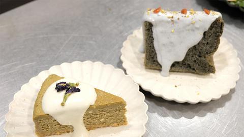 【西環美食】西營盤新開簡約Cafe 歎自家製甜品輕食/純素蛋糕