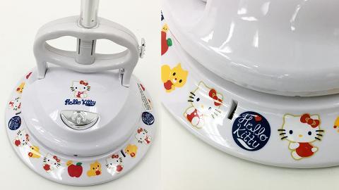 Hello Kitty多用途迷你清潔機 Sanrio官方授權/充電無線使用/清潔除塵一機搞掂