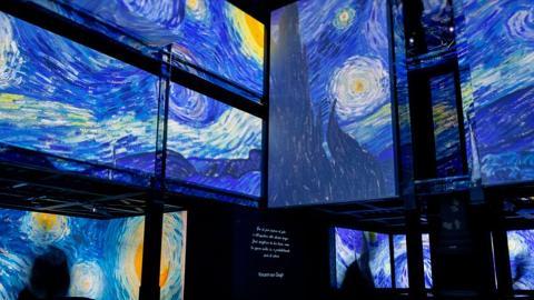 【九龍灣好去處】梵高多感官體驗展4月登陸香港 逾3000幅名畫打造藝術世界!