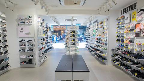 【將軍澳好去處】運動家坑口分店搬遷優惠 3大品牌波鞋5折起