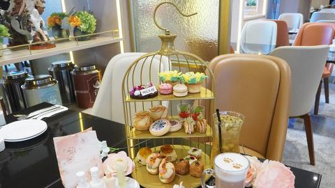 【沙田美食】沙田酒店推貓咪主題下午茶 歎勻十幾款貓咪造型甜點/肉球馬卡龍