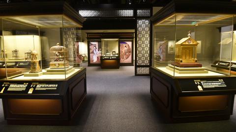 「香港賽馬會呈獻系列:匠心獨運──鐘錶珍寶展」