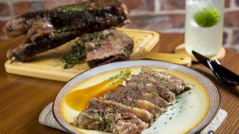 【上環美食】上環新開慢煮主題西餐廳 歎慢煮48小時安格斯牛肋骨/油封鴨肶
