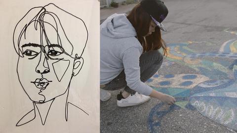 【上環好去處】3月「畫出香港」免費任畫全日 12大免費工作坊+本地插畫家展覽