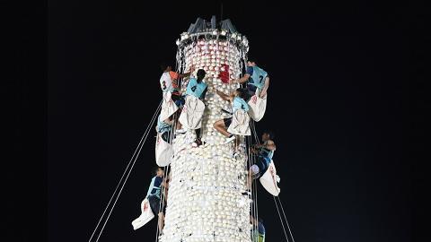 最熱鬧!一年一度長洲太平清醮「包山嘉年華」