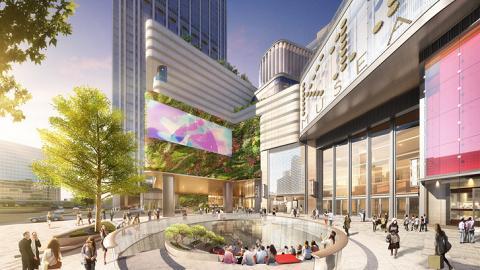 【尖沙咀好去處】尖沙咀10層高新商場今年開幕!戲院/全球最大綠化牆/露天廣場