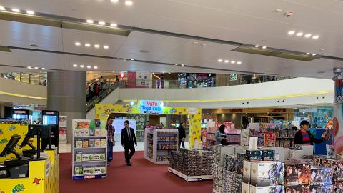 【新蒲崗好去處】一連19日大型玩具祭登場!迪士尼/Hello Kitty/高達模型6折起