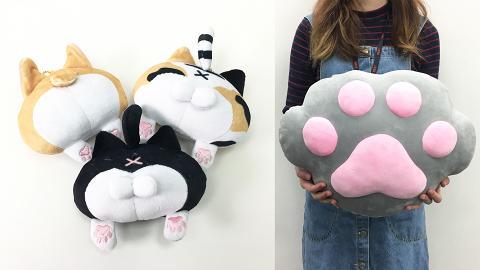 【便利店新品】7-Eleven全新推出8大貓貓/哥基精品!卡套/Cushion/鎖匙扣/雨傘