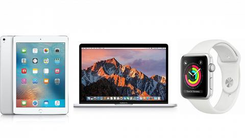 【Apple優惠】30大蘋果產品低至3折發售 $5000入手MacBook Pro!