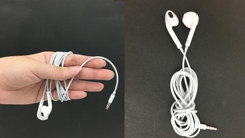 3大徒手綁耳機線實用收納法!易綁易解 唔怕耳機線打結