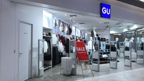 GU開業兩年限定週年祭優惠!$129任選一件上衣+一條裙/褲 $79自選童裝福袋