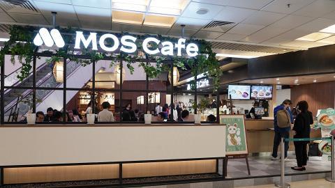 【九龍灣美食】九龍灣全新MOS Cafe日本概念店 首設自選沙律吧/期間限定漢堡