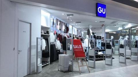 【荃灣新店】兩層高GU新店進駐荃灣廣場!新界西首間分店6月開幕