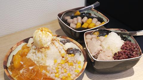 【銅鑼灣美食】台灣人氣鮮芋仙銅鑼灣開幕!每日即整煙韌芋圓/麻糬牛奶冰