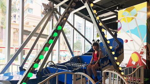 【復活節好去處2019】15000呎室內樂園登陸馬鞍山 15呎高彈床/踫踫車/旋轉韆鞦