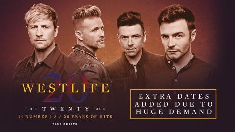 【Westlife演唱會】6年後重組攜新專輯回歸樂壇!Westlife宣布7月澳門開騷