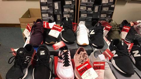【尖沙咀好去處】尖沙咀波鞋開倉2折!Adidas/Nike/背囊/服飾$70起