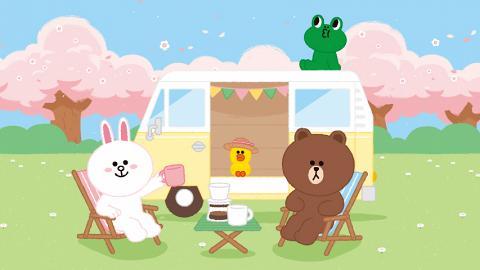 【上水好去處】LINE FRIENDS全球首個露營活動5月登場!露營包/報名方法率先睇