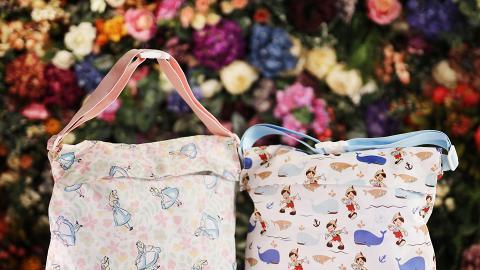 7-Eleven印花換購第二浪新品登場!愛麗絲夢遊仙境/木偶奇遇記旅行袋連行李帶