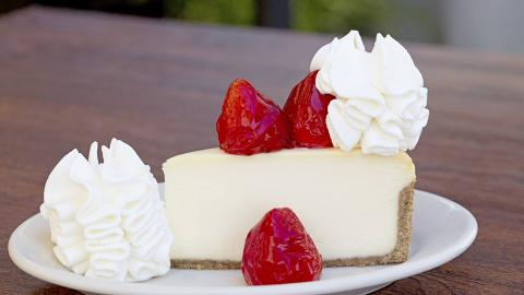 【沙田美食】The Cheesecake Factory15日快閃沙田 兩款新口味芝士蛋糕登場