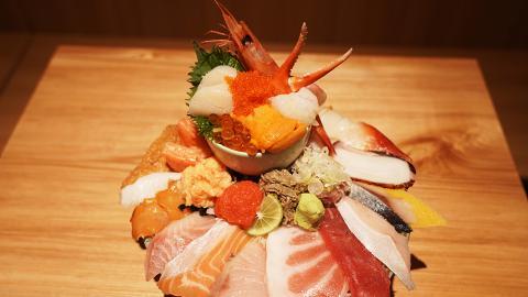 【深水埗美食】深水埗抵食足料魚生飯 26款新鮮刺身份量十足