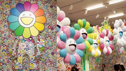 【中環好去處】中環大館「村上隆對戰村上隆」展 逾60件畫作/雕塑搶先睇