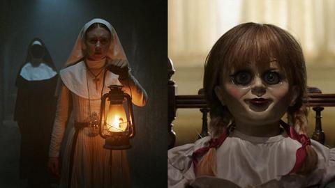 【詭娃安娜貝爾:回家】戲院推恐怖片馬拉松 《詭屋》系列舊作跟時序重新放映