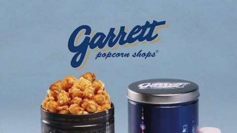 人氣爆谷店Garrett新推季節限定口味 全新限量版烤棉花糖焦糖脆脆登場