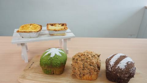 美心西餅全新QQ麻糬系列登場 麻糬增量50%+煙韌麻糬麵包/芝士撻