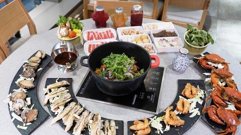 【旺角美食】旺角新開$188海鮮雞煲放題 任飲任食50款配料/免費撈蜆