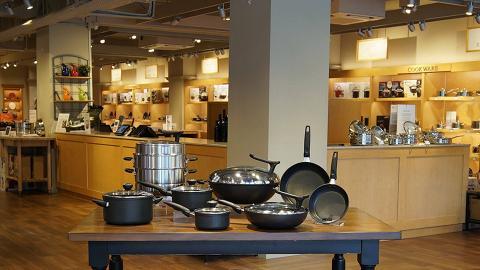【觀塘好去處】美亞廚具減價優惠4折 煎鍋/鑊鏟/水壺$49起